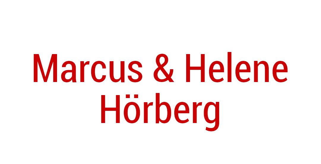 Marcus & Helene Hörberg