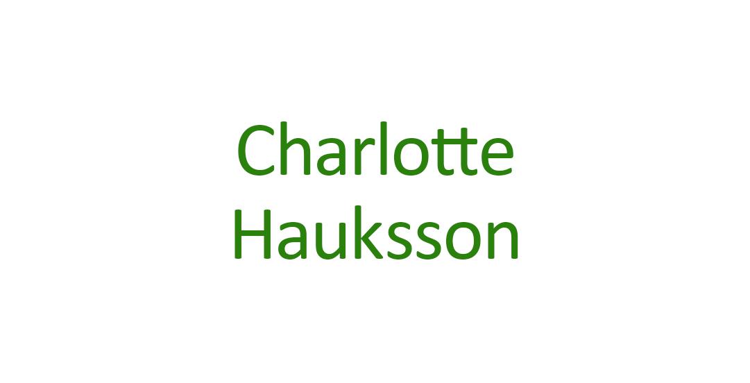 Charlotte Hauksson