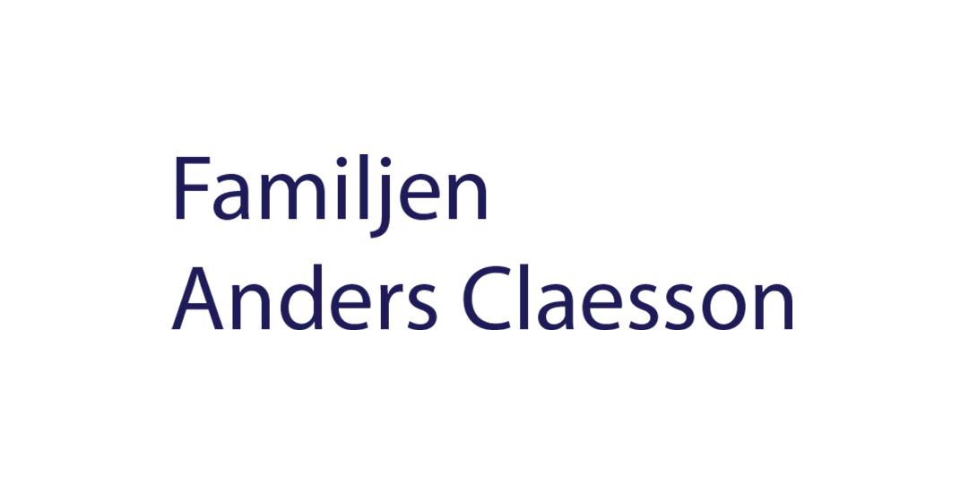 Familjen Anders Claesson