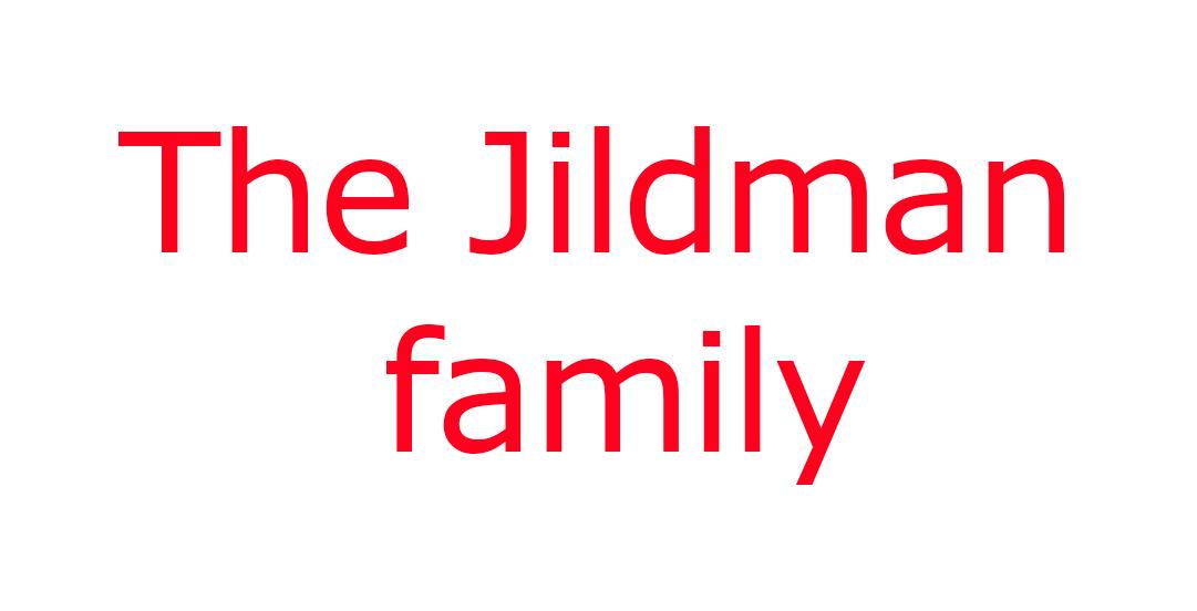 Familjen Jildman